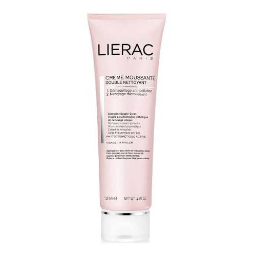 Lierac Double Cleansing Foaming Cream Combination Skin 150ml