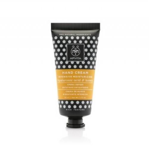 Apivita crema manos intensiva hial. y miel 50ml
