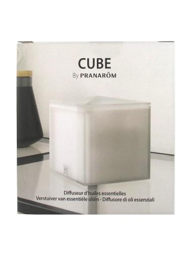 Pranarom difusor cube gris claro