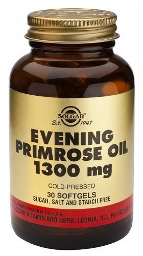 Solgar aceite primula rosa 1300mg 30cp (evening)