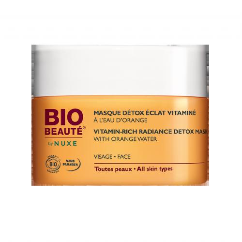 Biobeaute detox mascarilla vitaminada 50ml