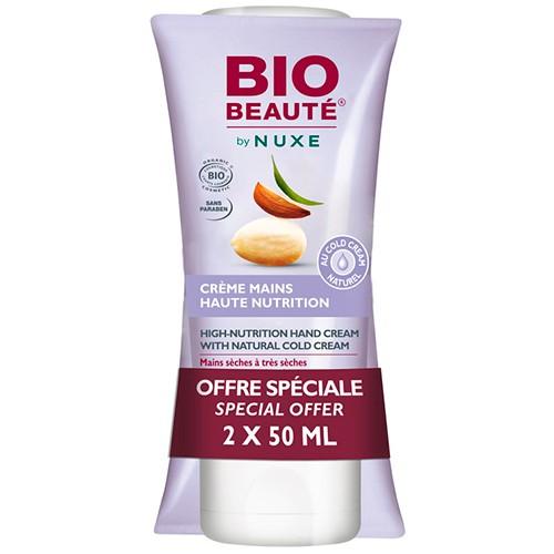 Biobeaute duplo crema manos cold cream 2 x 50ml