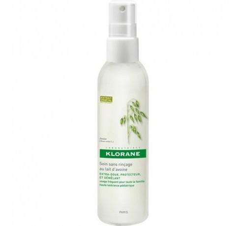 Klorane cuidado desenredante sin aclarado a la - leche de avena (200 ml)
