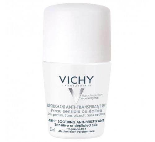 Vichy desodorante bola piel sensible (50 ml)