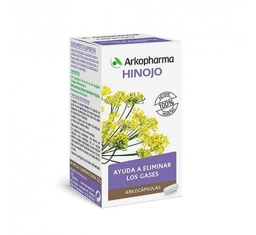 Arkopharma hinojo (45 capsulas)