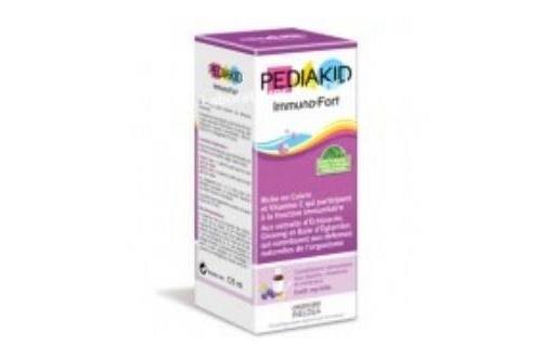 Pediakid inmuno fort jarabe (125 ml)