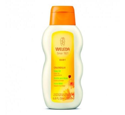 Weleda aceite de calendula para bebe (150 ml)
