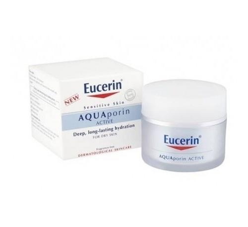 Eucerin aquaporin active crema hidratante p seca (50 ml)