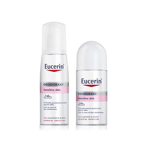 Desodorante - eucerin piel sensible ph-5 (roll-on 50 ml)