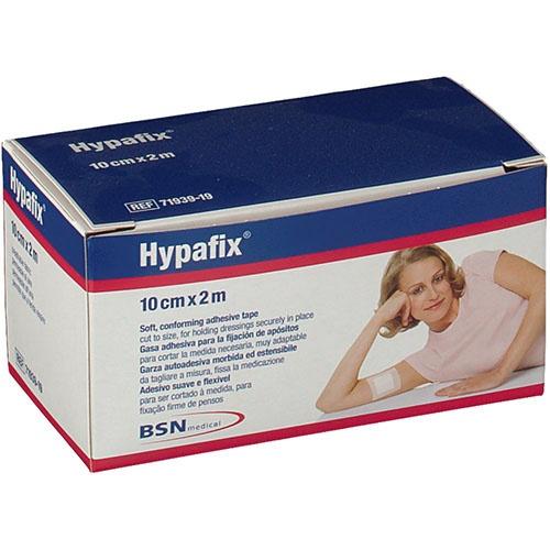 Hypafix - gasa adhesiva para fijacion de apositos (10 cm x  2 m)