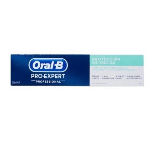 Oral-b pro expert profesional protecc encias - pasta dental (125 ml)