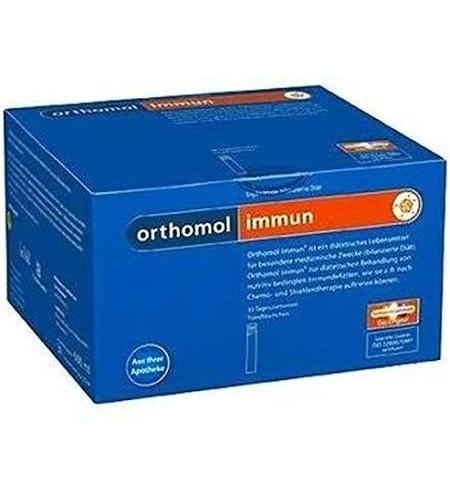 Orthomol immun (vial bebible 20 ml 30 raciones)
