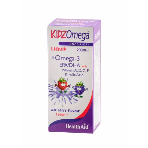 Kidz omega 200ml