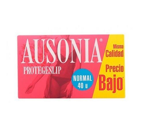 Protectores ausonia - protege slip (normal 40 u)