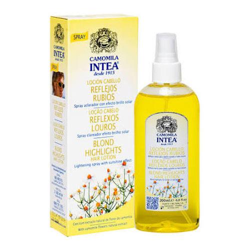 Camomila intea locion cabello (spray reflejos rubios 200 ml)