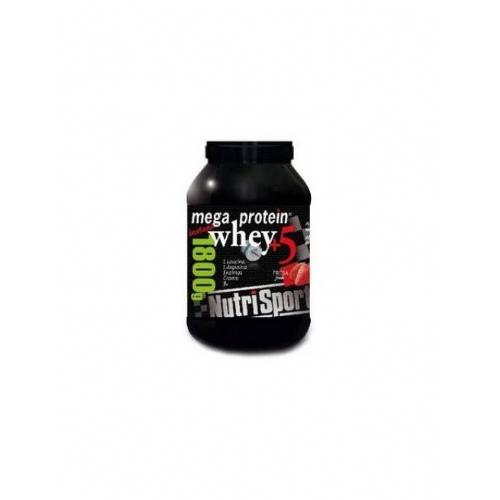 Nutrisport mega protein choco 1800gr