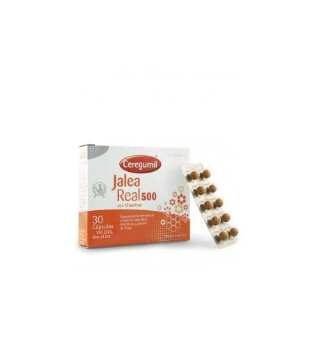 Ceregumil jalea 500 (30 capsulas)