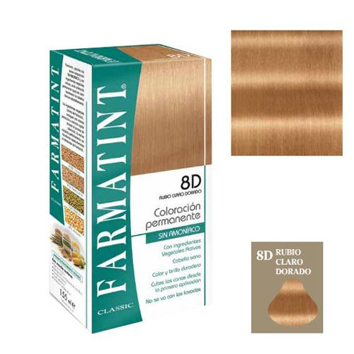 Farmatint (135 ml rubio claro dorado)