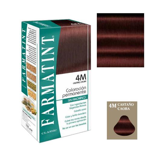 Farmatint (135 ml castaño caoba)
