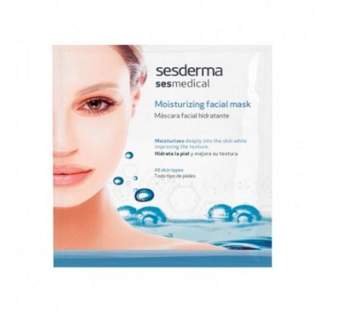 Mascara facial hidratante