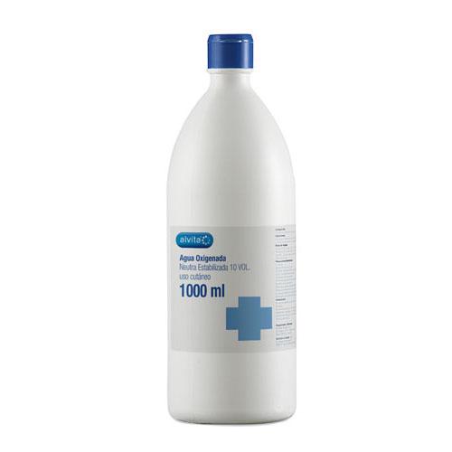 Alvita agua oxigenada (1000 ml)