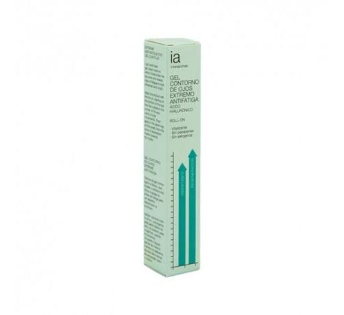 Interapothek contorno de ojos antifatiga extrem (gel 15 ml)