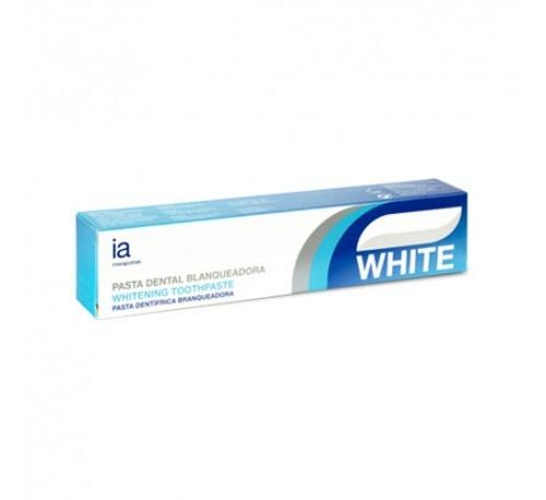 Interapothek pasta dental blanqueadora nf (75 ml)