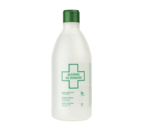 Interapothek alcohol de romero (500 ml)