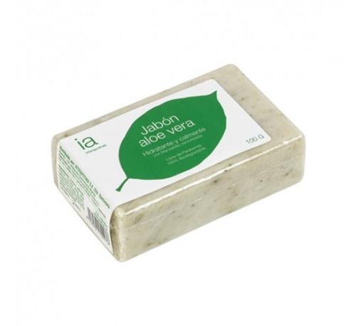 Interapothek jabon aloe vera (100 g)