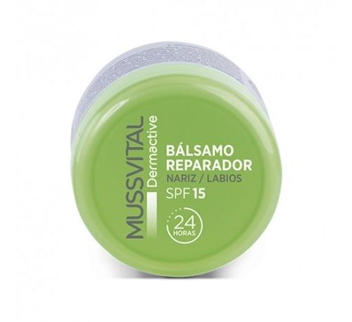 Mussvital dermactive balsamo reparador spf 15 (10 ml)
