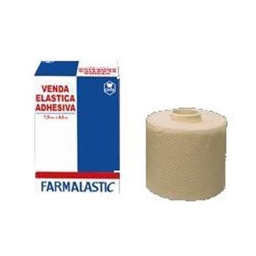 Venda elastica adhesiva - farmalastic (4.5 x 5)