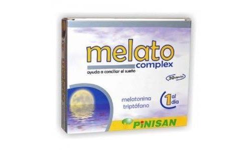 Melato complex 30 caps pinisan