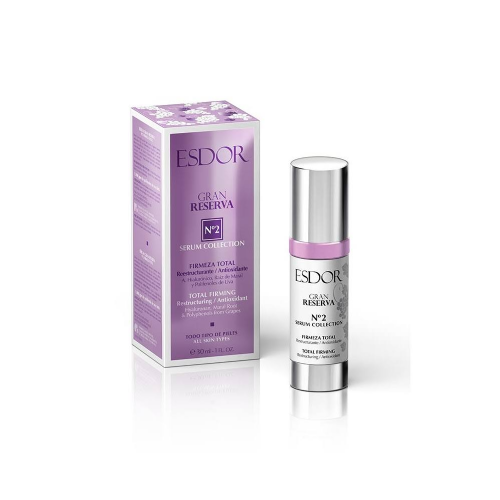 Esdor serum nº 2 firmeza total - reestructurante antioxidante (30 ml)