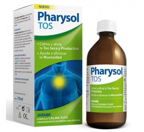 Pharysol tos (170 ml)