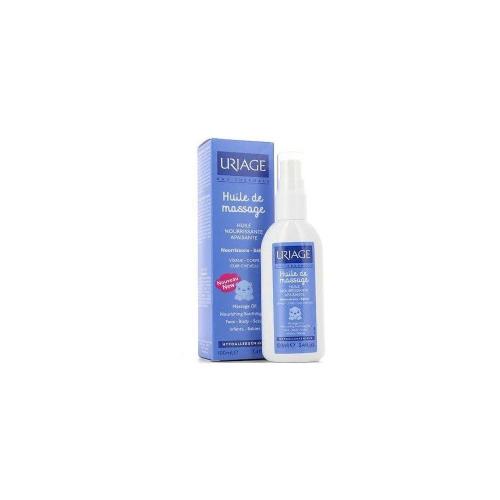 Uriage aceite masaje bebe (100 ml)