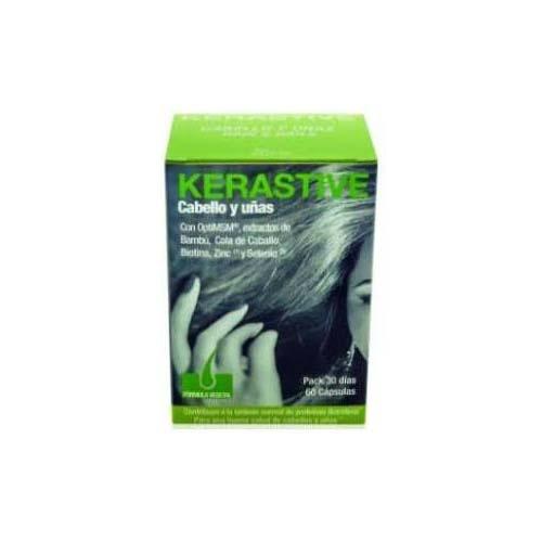 Kerastive cabello y uñas capsulas (60 capsulas)