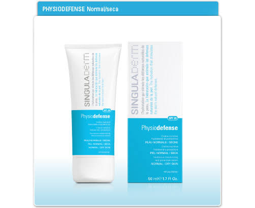 Singuladerm physiodefense p normal/seca (50 ml)