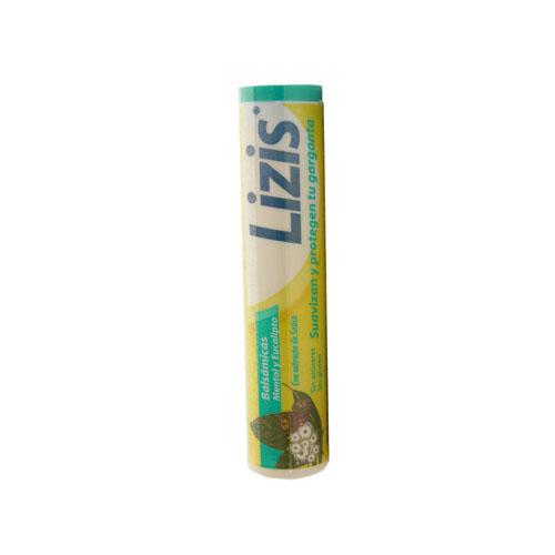 Lizis balsamicas mentol y eucalipto (30 g)