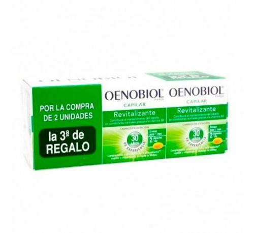 Oenobiol salud & crecimiento (pack 60 capsulas triple)