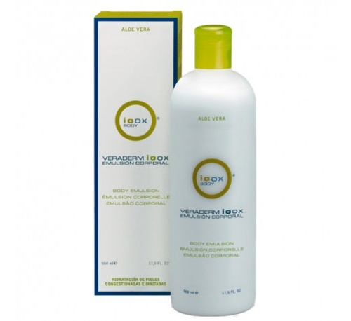 Veraderm emulsion corporal - ioox (500 ml)