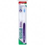 Cepillo dental adulto - gum 124 ortodoncia