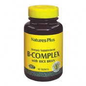 Nature´s plus b- complex (90 comp)