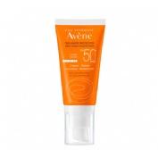 Avene spf 50+ crema muy alta proteccion (50 ml sin perfume)