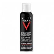 Vichy homme espuma de afeitar piel sensible (200 ml aerosol)