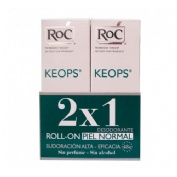 Roc keops desodorante sin alcohol (roll-on 30 ml)