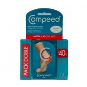 Compeed Ampollas Pack Mediano 10 Unidades