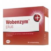 Wobenzym plus (caja 60 comp)