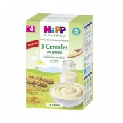 Papilla cereales integrales 3 cereales (2 x 200 g)