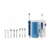 Oxyjet centro dental con cepillo dental - oral b professional care center oxyjet+3000
