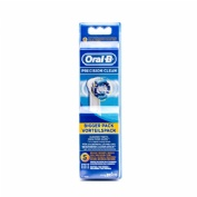 Cepillo dental electrico recargable - oral-b precision clean recambio (eb-17-5 5 u)